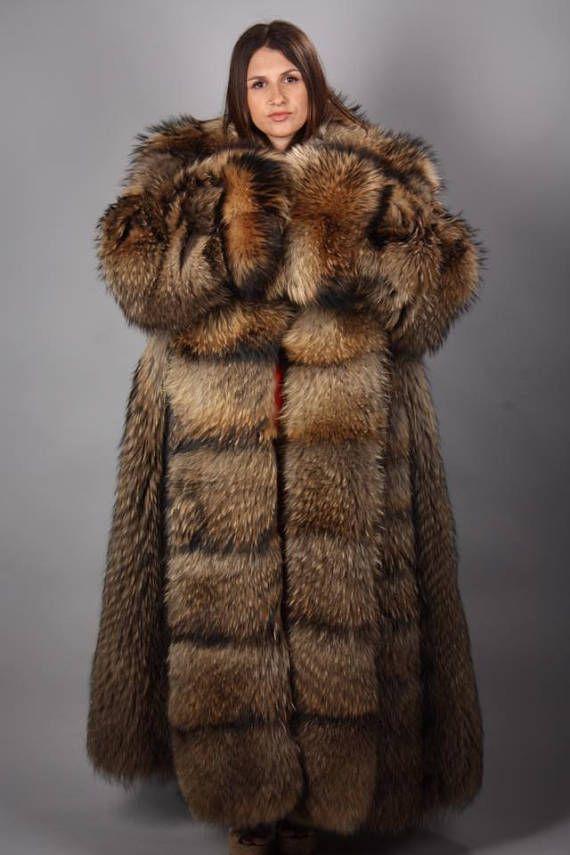 Luxury gift golden fox Fur Vest Wedding or anniversary present the best