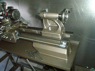 Brilliant Details About Vintage 42 Atlas Craftsman 12 Metal Lathe Machost Co Dining Chair Design Ideas Machostcouk