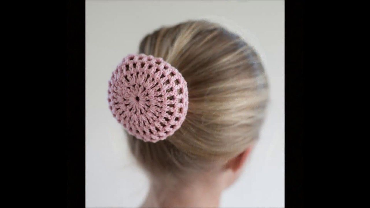 crochet bun cover | Crochet Bun Cover | Pinterest | Pinzas