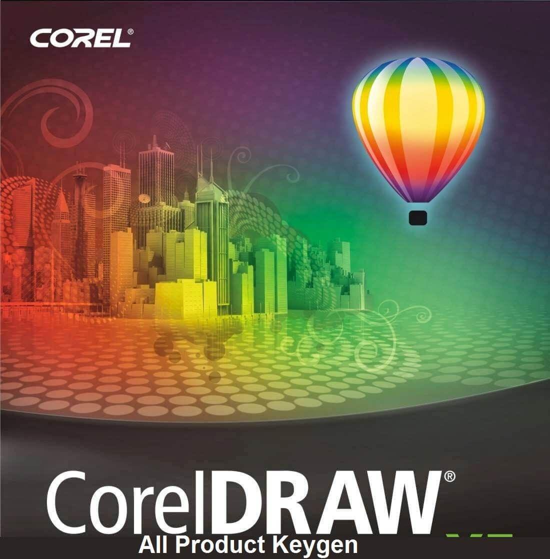 CorelDraw X9 2021 Crack + Keygen Free Download Latest