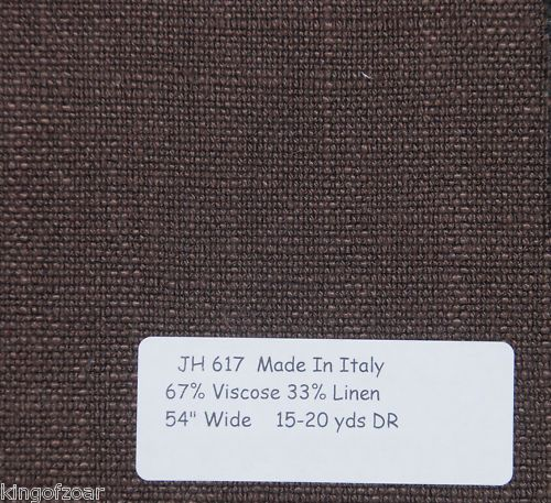 Linen Viscose Fabric Material Sold by The Yard JH617 | eBay--$5/yd
