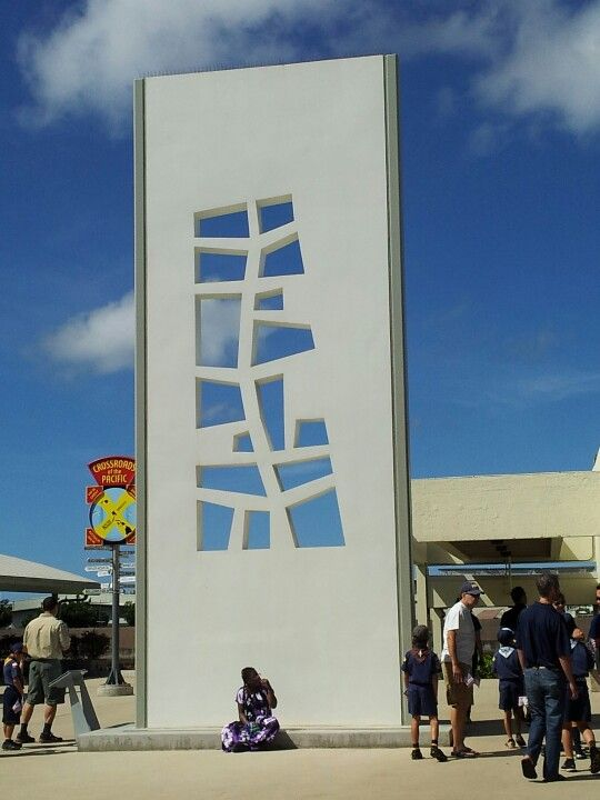 Pearl Harbor Visitor park
