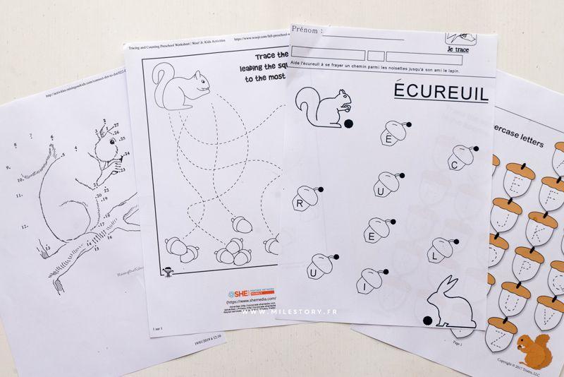 meilleur service sans précédent se connecter Exploitation Album La moufle Maternelle : fiches et ...