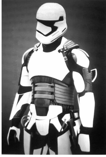 Star Wars XII Storm trooper. Sweet.