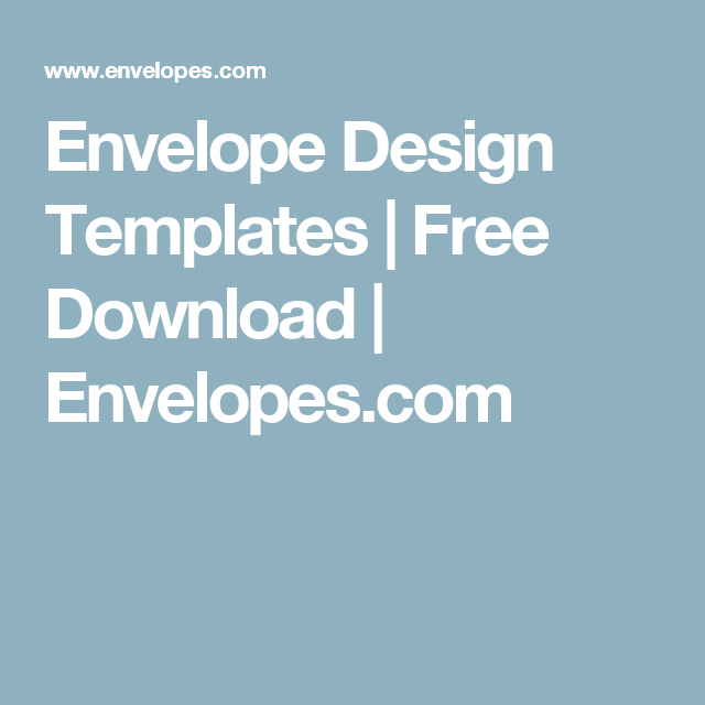 Envelope design templates free download envelopes frugal envelope design templates free download envelopes spiritdancerdesigns Choice Image