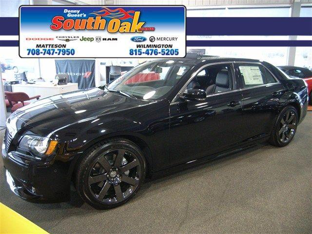 2012 Chrysler 300 SRT8! Most Beautiful Car On The Market Today! South Oak  Dodge