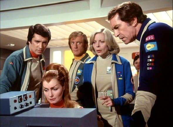 Space 1999 a British science fiction TV series which ran ...
