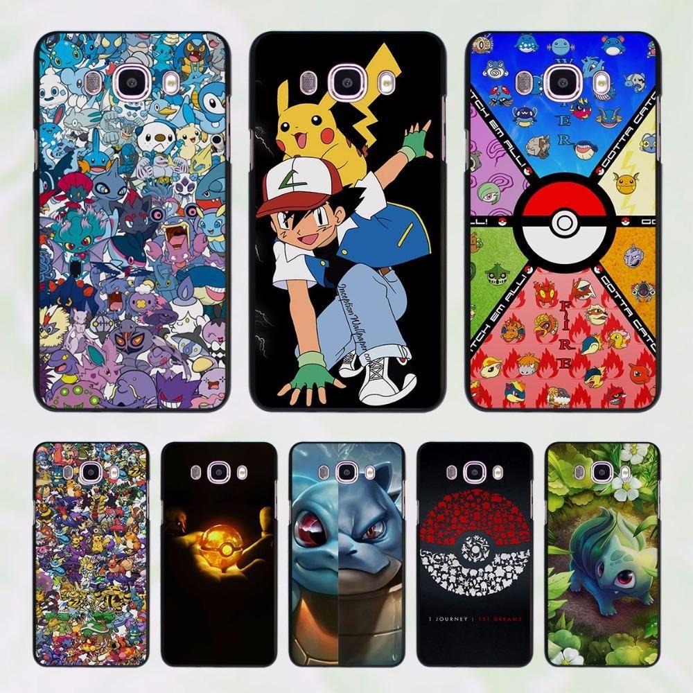 cover samsung j5 2016 pokemon