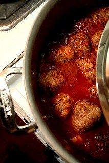 Meatballs And Spaghetti Meaty Meatball Recipes Smitten Kitchen