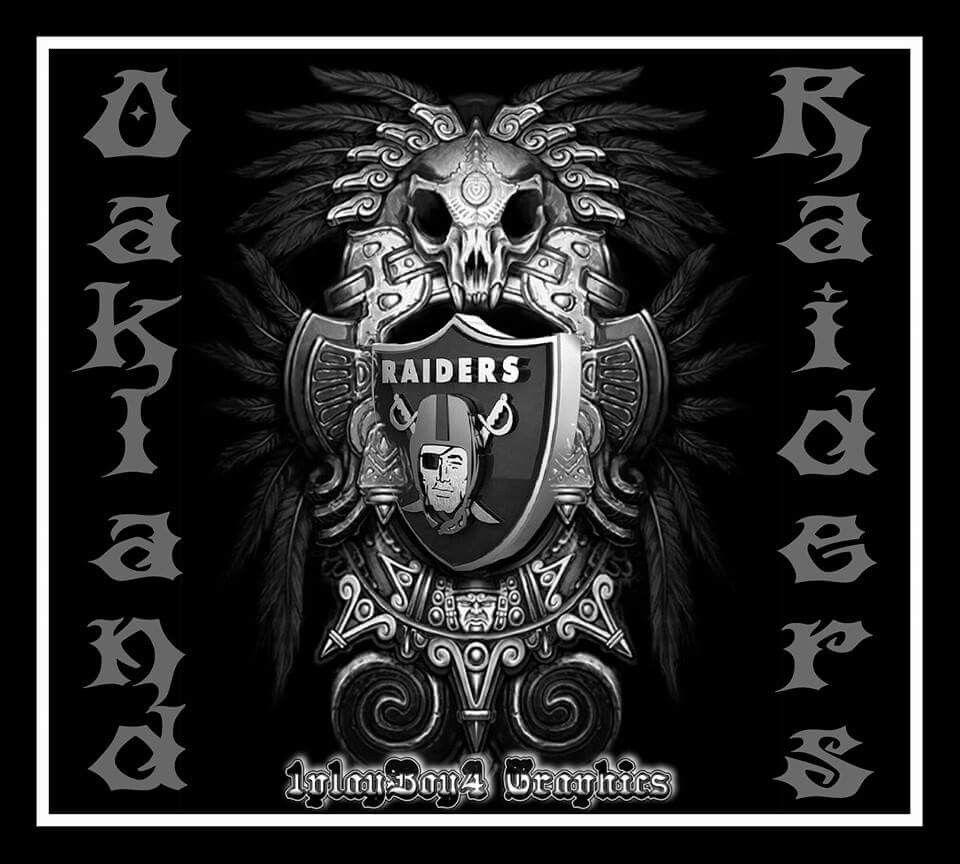 Nfl oakland raiders · Raider Art 483a1a6dc