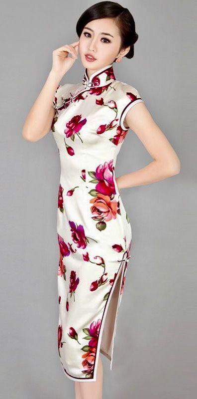 3b6fcd29c33b Cheongsam Revival Moda Asiatica