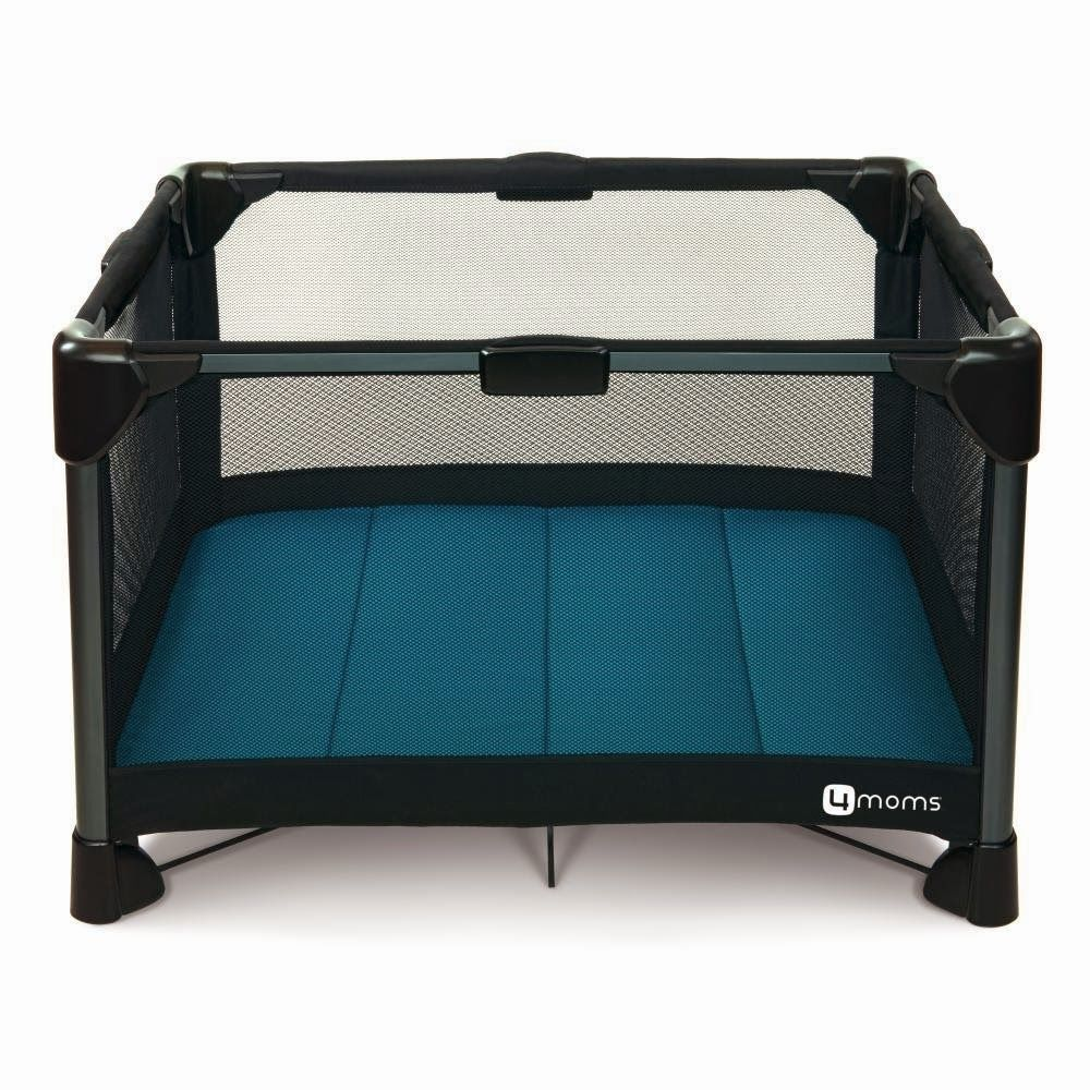 4 moms breeze pack and play- bellykicksco.blogspot.com | Baby rooms ...