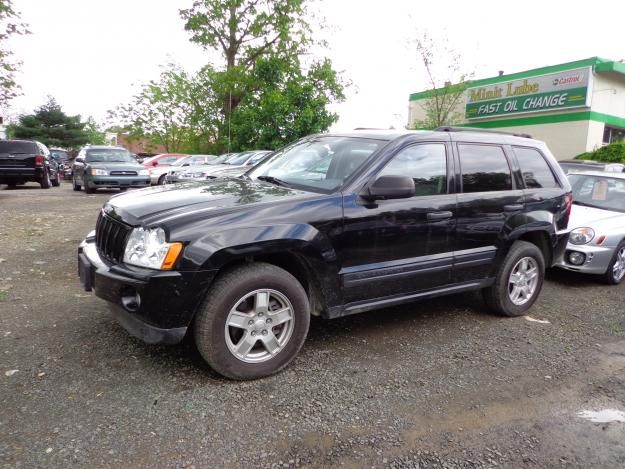 Check out this 2006 Jeep Grand Cherokee Laredo Only 61k miles. Guaranteed Credit Approval or the vehicle is free!!! Call us: (203) 730-9296 for an EZ Approval. $12,495.00.