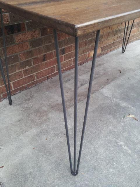 Elegant Mid Century Furniture Legs