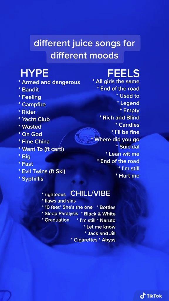 Juice Moods Summer Songs Playlist Music Playlist Good Vibe Songs