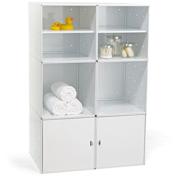 Enameled Storage Cubes For Bath Ideas For Homes With Nathan In