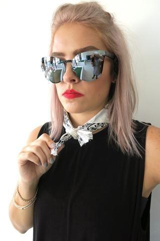 c04cf4cd154 Quay Higher Love Sunglasses BLACK