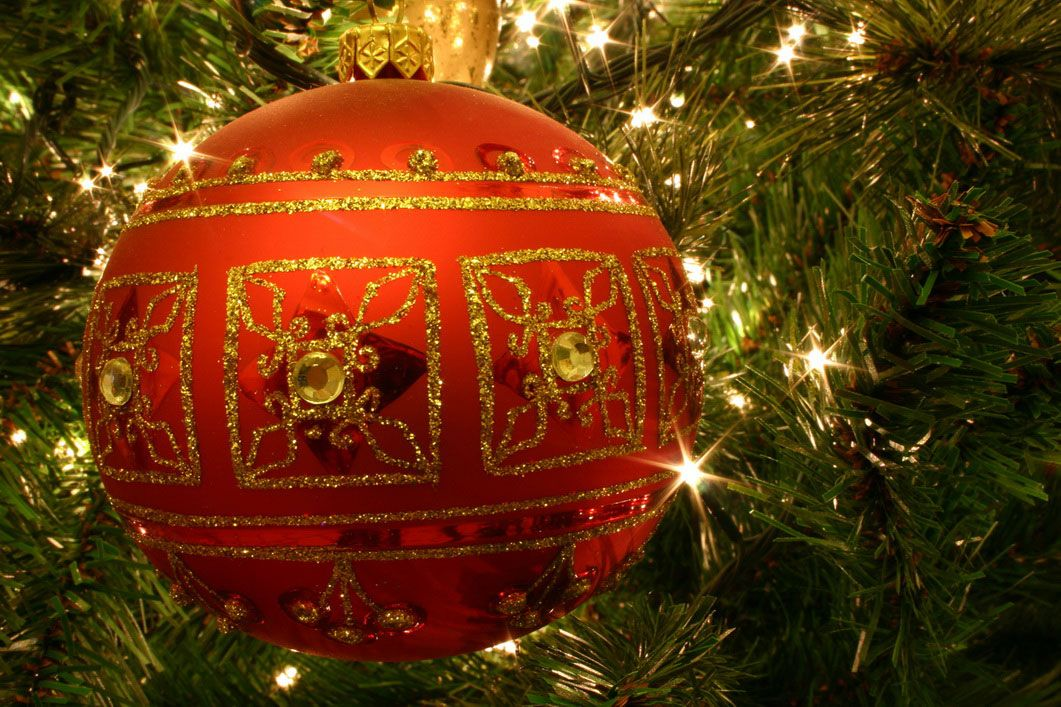 Exclusive Design Christmas Tree Ball Ornaments ❤Chic VIP Holiday
