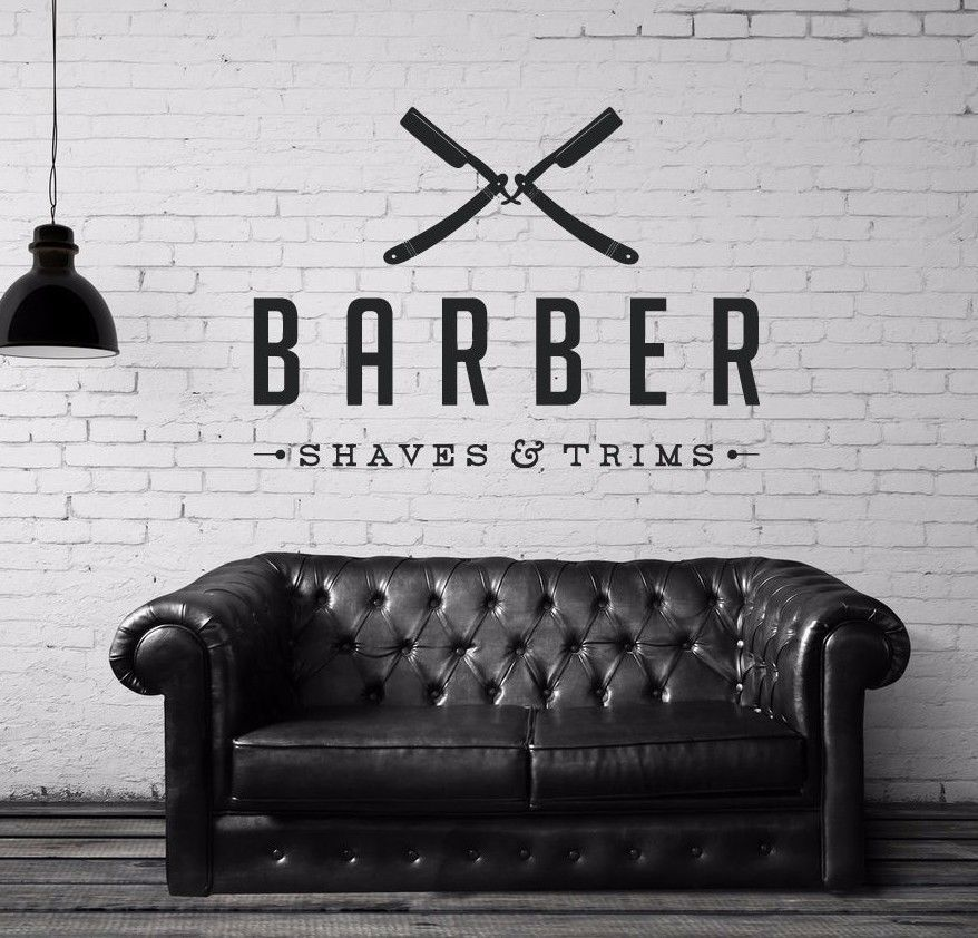 The 25 Best Barber Shop Names Ideas On Pinterest Barber