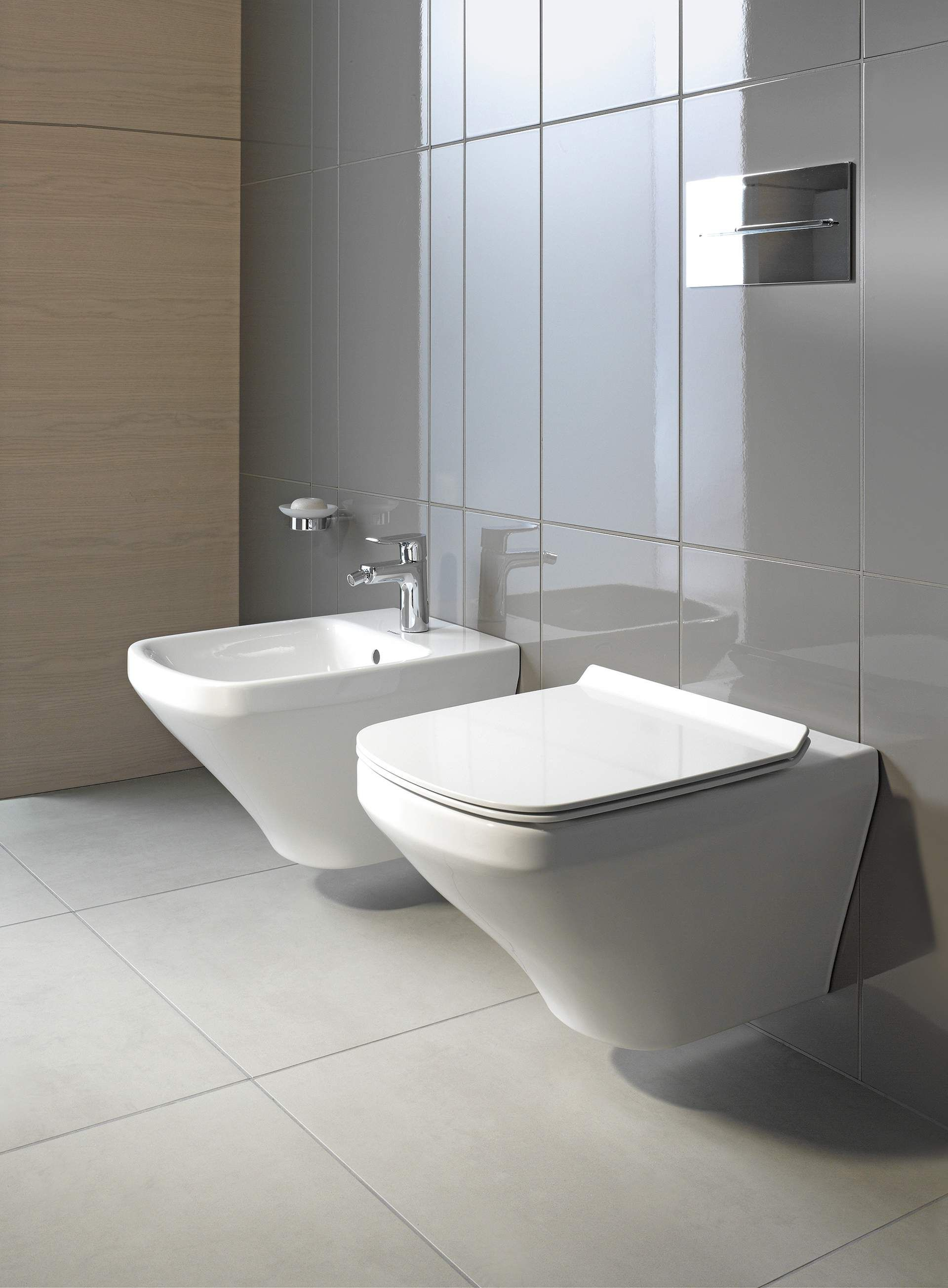 Durastyle Toilet Wall Mounted 253759 Duravit Toilet Wall