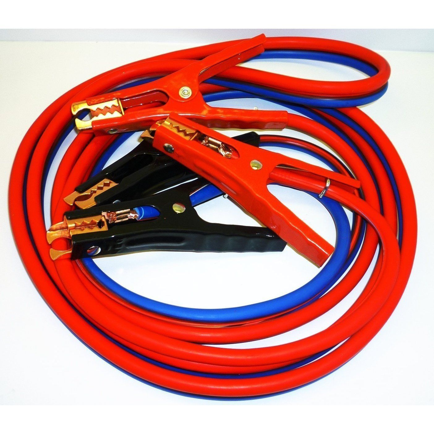 12 Foot Premium Heavy Duty No Tangle 500 Amp 6 Gauge Jumper Booster Cables Car Buying Tips