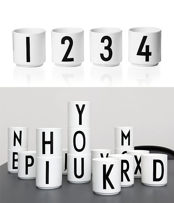 Arne Jacobsen Cups | moddea