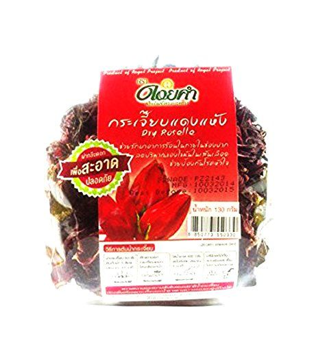Doi Kham Organic Dried Hibiscus Flowers 130 G 1 Ea Find Out More