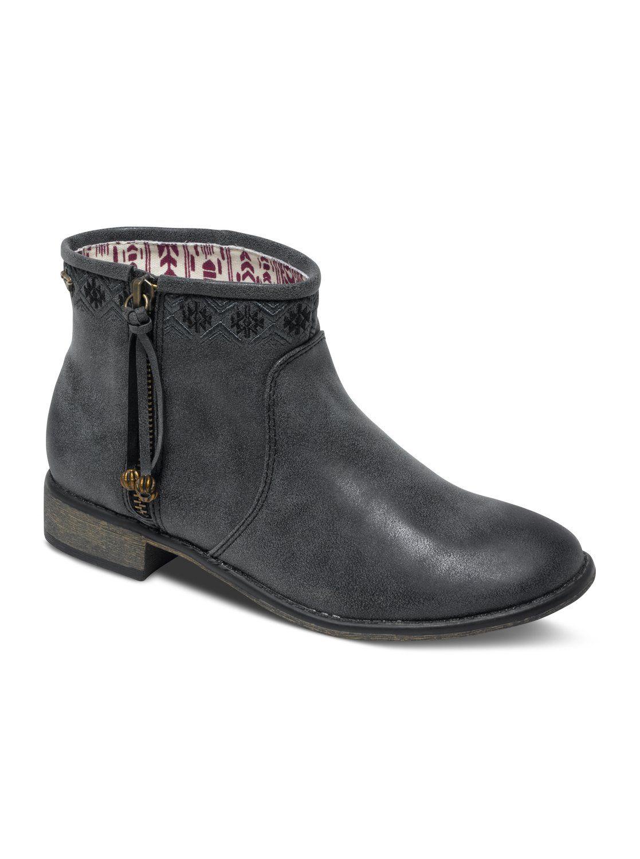 roxy, Sita Ankle Boots, BLACK (blk)