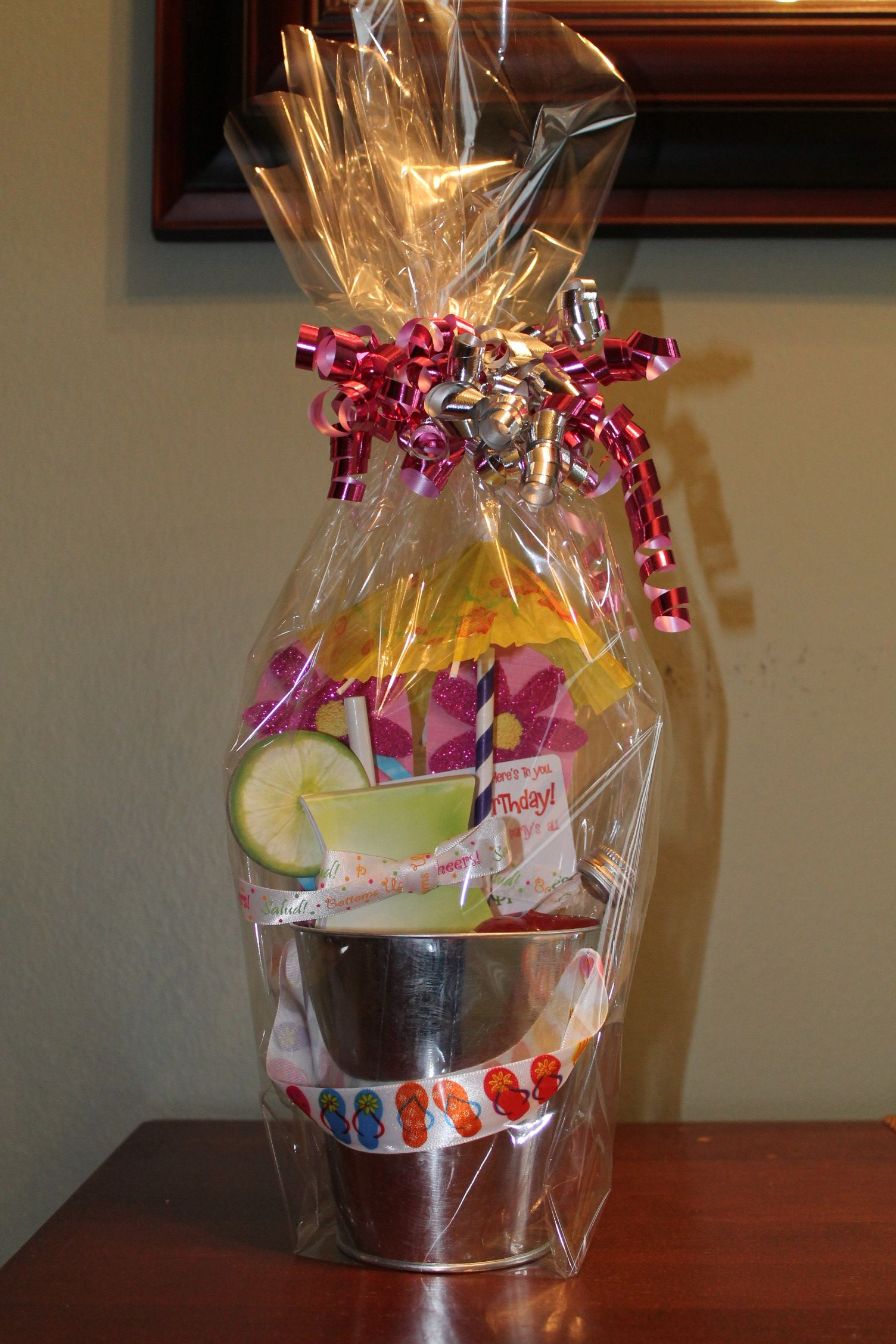 Adult bday gift wrapped gifts gift wrapping gift baskets