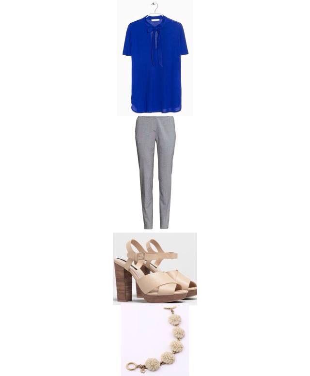 Mi #outfit para hoy ¡Menos mal que no llueve! ☀️☺️www.eneapp.com