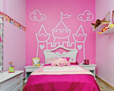 Dormitorios de bebes ni a y ni o casa pinterest room for Cuartos para ninas