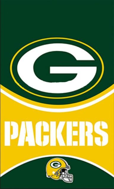 green bay packers flag logos