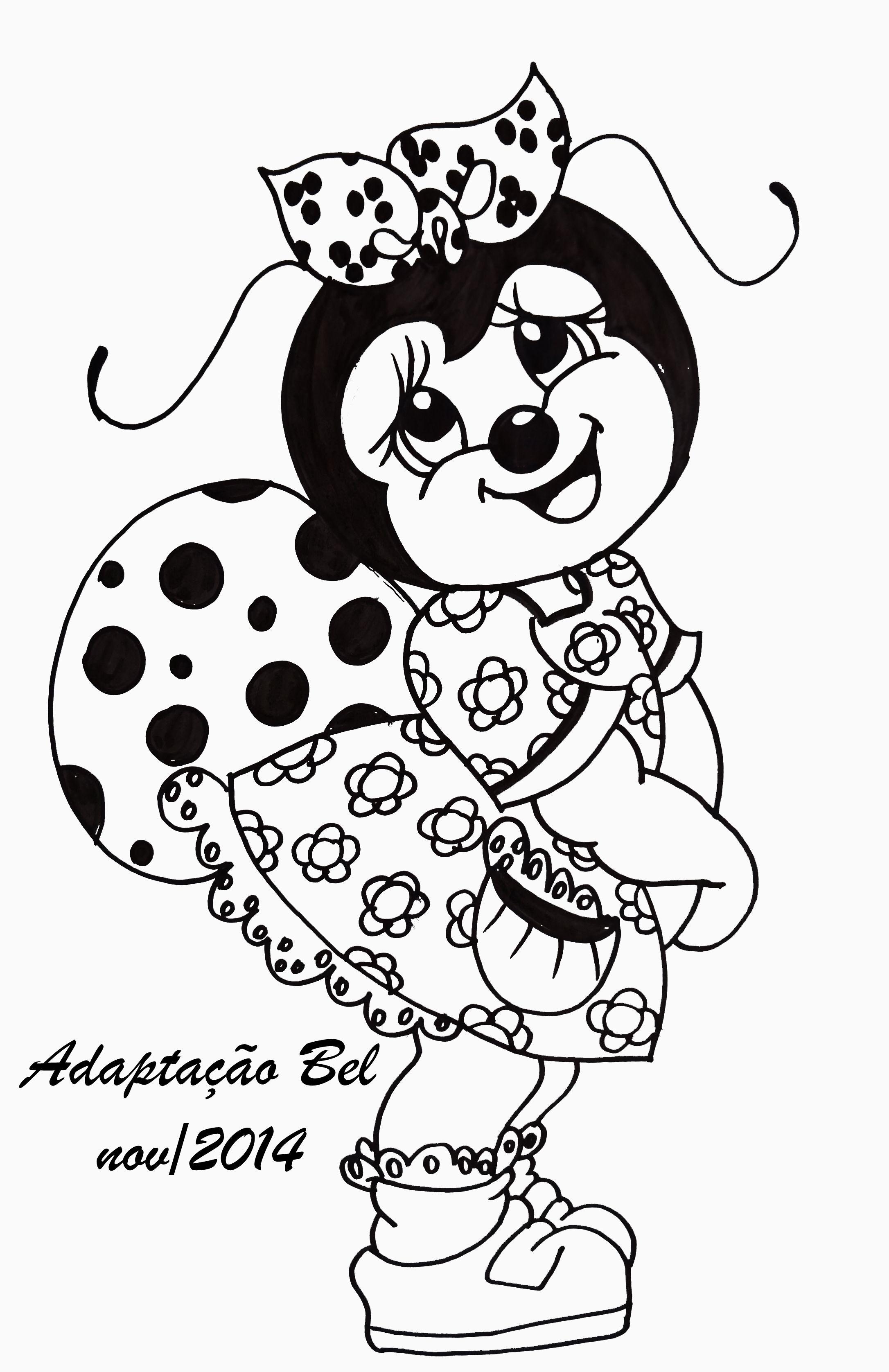 Pin De Minta Geyer Em Cute Ladybugs Joaninha Desenho Riscos