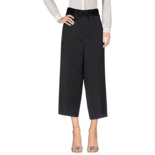 TROUSERS - 3/4-length trousers Victoria Beckham zlPtwG