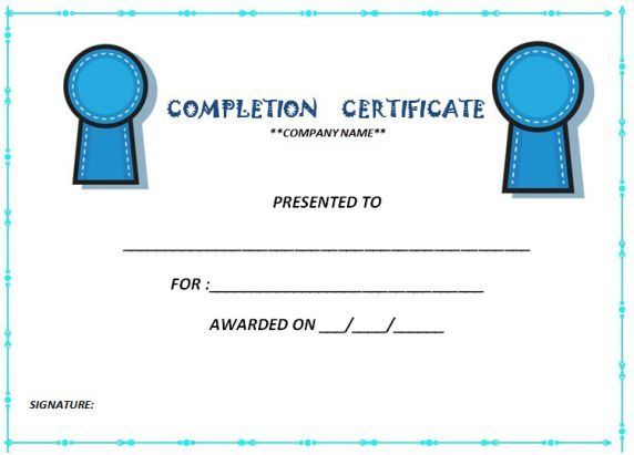 certificate_of_completion_template_in_french Certificate of - certificates of completion templates