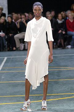 Rick Owens | Spring 2005 Ready-to-Wear Collection | Style.com
