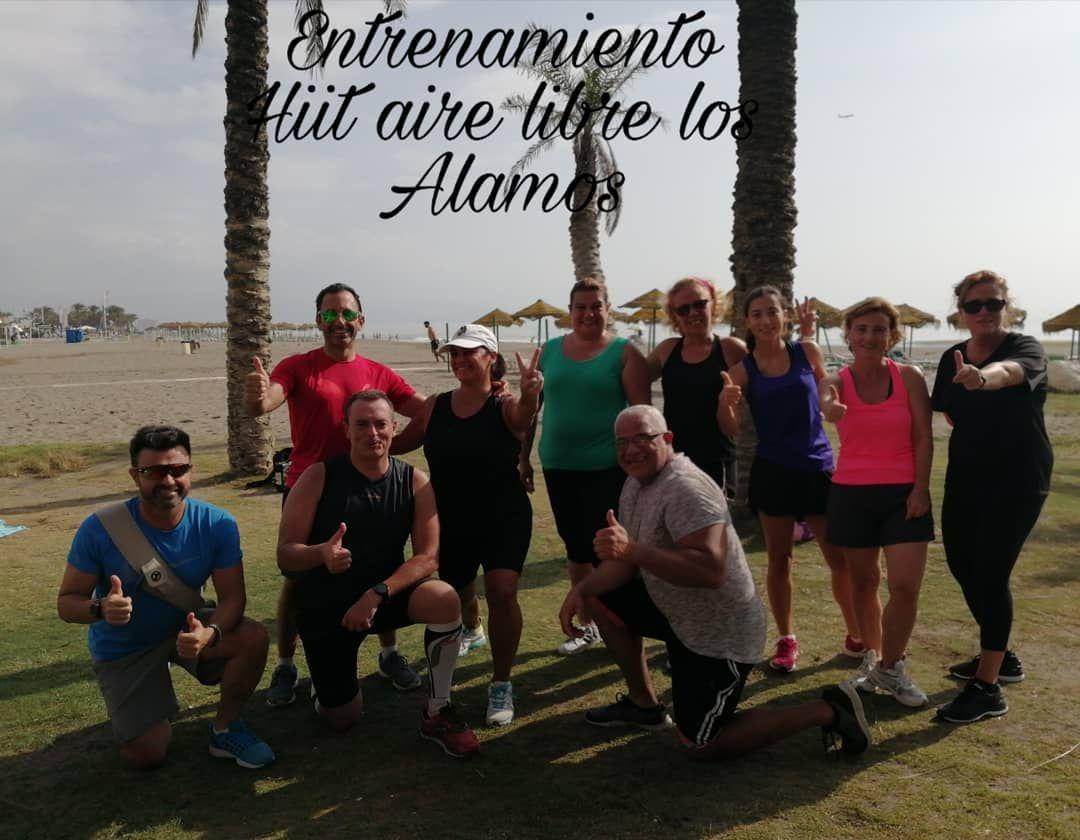 💯%positivo Vamos Vamos  Vamos  activate  Si  quieres entrenar con nosotros  clases grupales o  entre...