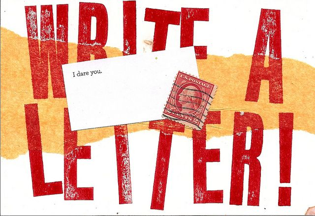 Snail Mail Snail And Handwritten Letters