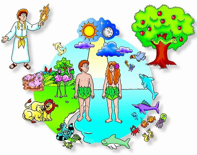 Free Christian Graphics of creation | Considering God's Creation ...