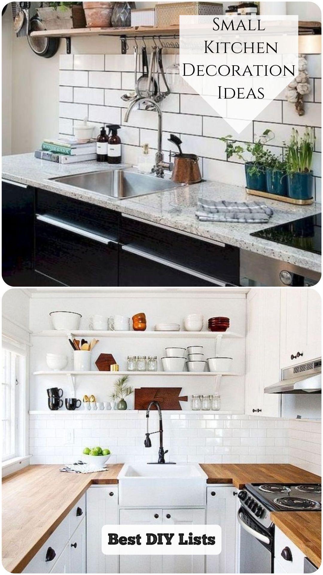 Small Kitchen Decoration Ideas Kitchen Remodel Small Kitchen Decor Diy Kitchen Decor