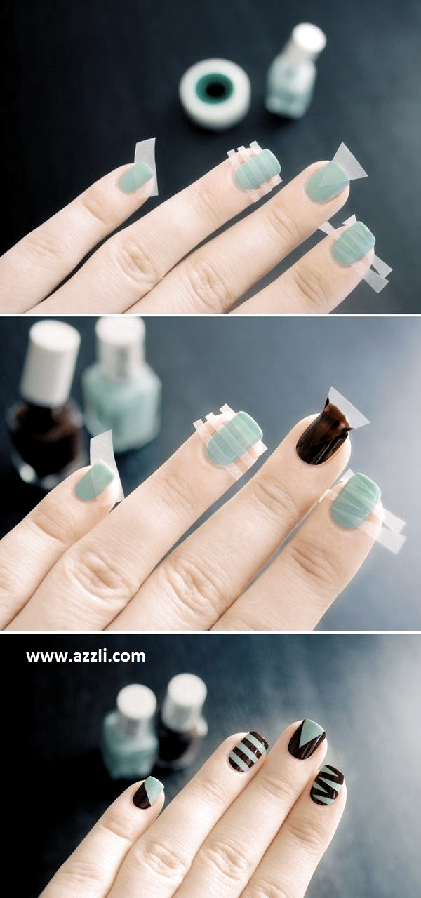 #SimpleandeasyNailartdesignforbeginners #easynailartdesignforbeginnerstodoathome #EasyNailArtIdeasandDesigns Simple And Easy Nail Art Design For Beginners, click on the following link to see more Nail art design