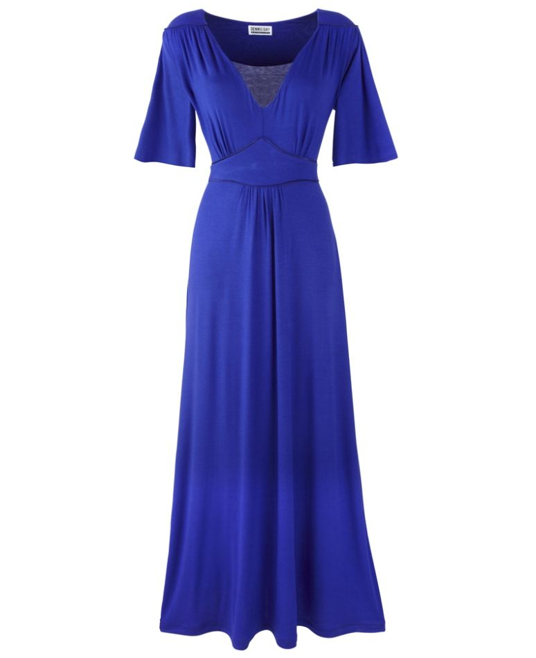 Petite Kimono Jersey Maxi Dress$80.00 | spring & summer//dressing ...