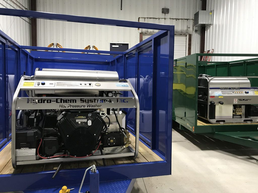 HydroChem Systems Swamp Monster Clean's Trash Bin Cleaner