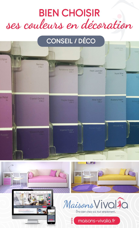 Quelles Couleurs Choisir Pour Votre Decoration Interieure