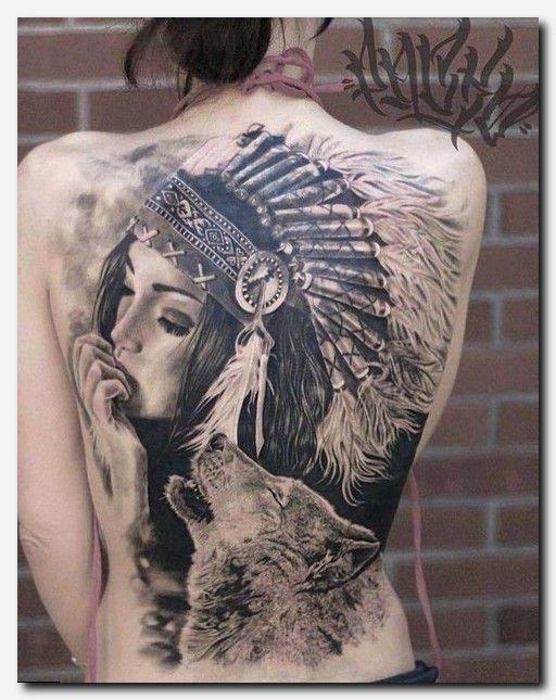 Wolftattoo Tattoo New School Sparrow Tattoo Unique Back Tattoos