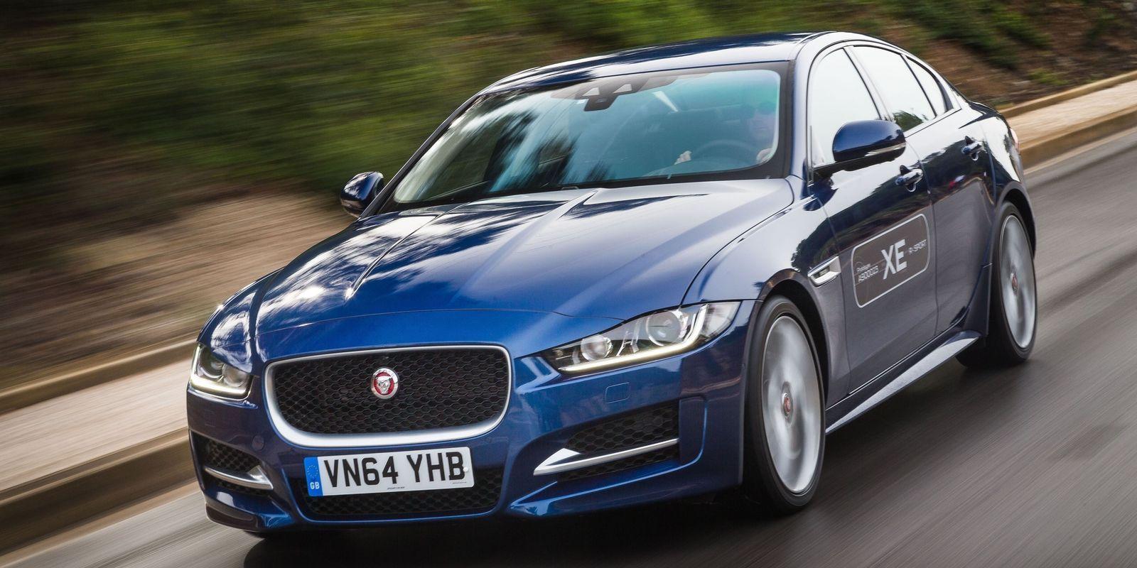 The Best Cars Nobody Bought In 2017 Jaguar Xe Jaguar Diesel Engine