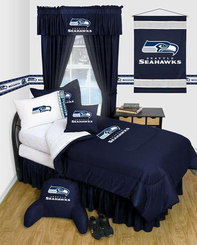 seattle seahawks bedding set | seattle seahawks | pinterest