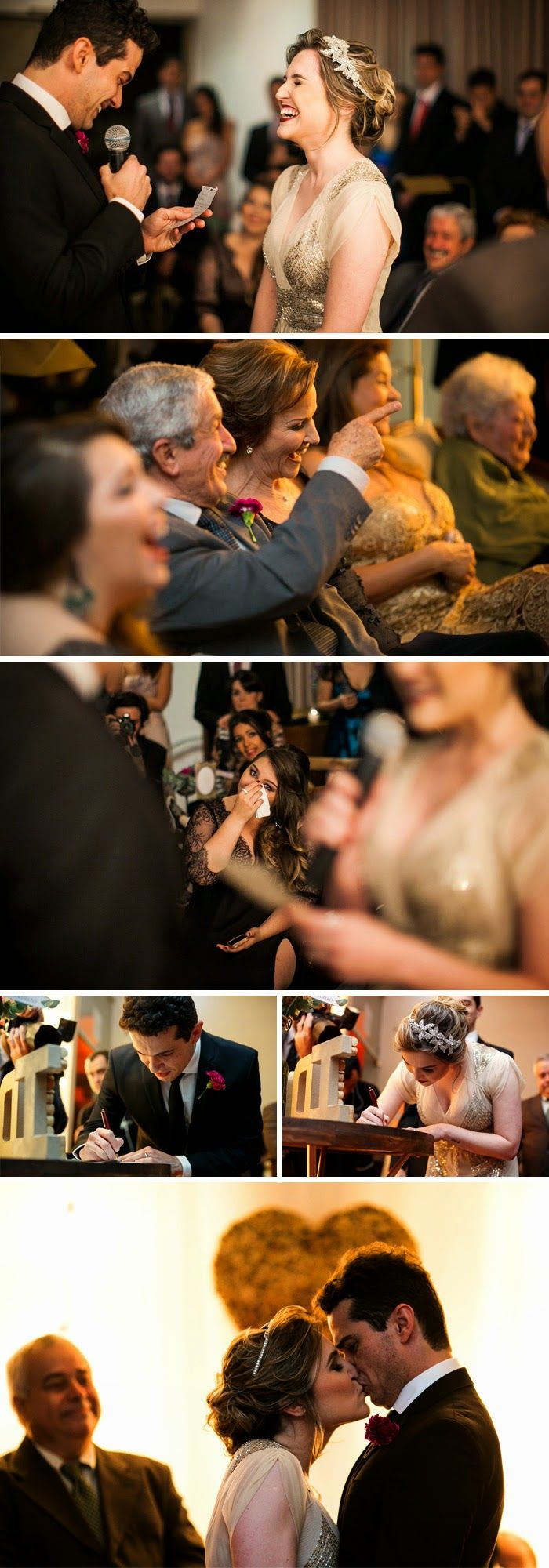 """Detalhes do meu casamento - parte 1 """"A Cerimônia"""" » Chata de Galocha!   Lu Ferreira"""