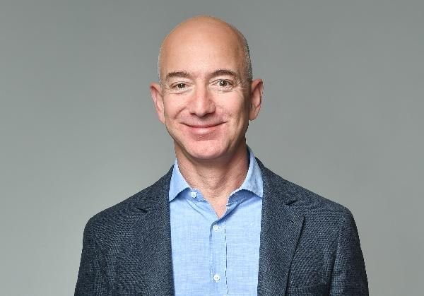 Jeff Bezos Is The No 2 Richest Person In The America Worth 67 Billion Thanks To His Company Amazon Click To See Who Else Bezos Jeff Bezos Secret To Success