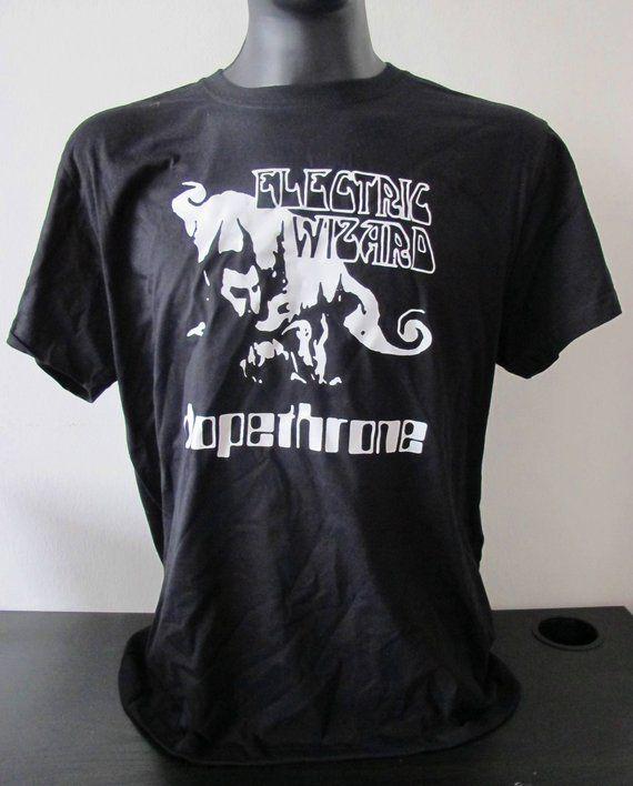 T-shirt ELECTRIC WIZARD - Dopethrone  s-m-l-xl-xxl  Sleep Acid King  Windhand Bongzilla Cathedral YO df200bbf5